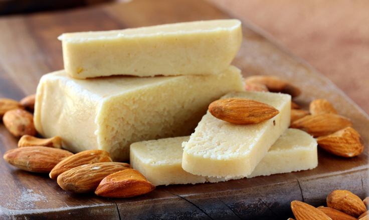 marsipan recept mandelmjöl